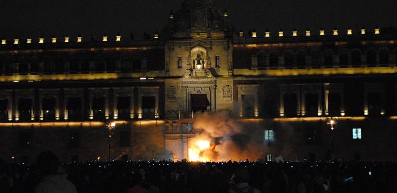 Evidencias para no criminalizar la protesta
