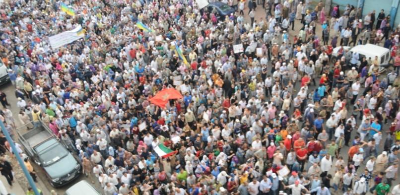 Criminalización de la protesta