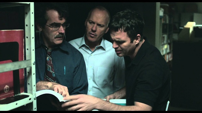 Spotlight, All the President's Men y las películas de periodistas