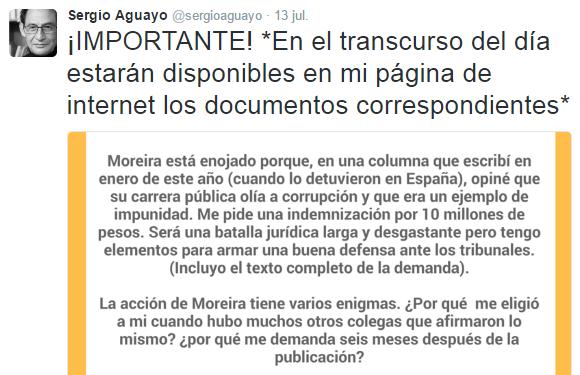 Periodistas libres, ¡a callar!