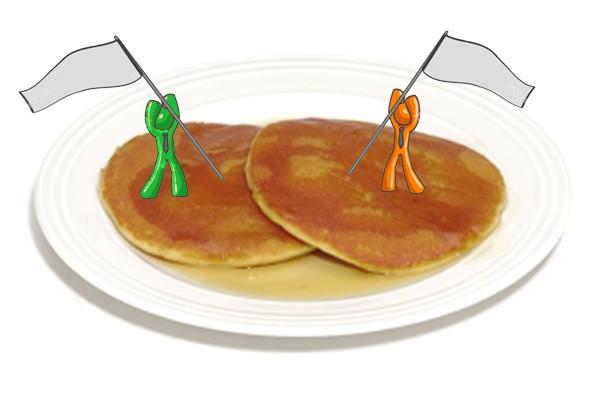 El ITEI y los hotcakes