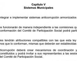 SISTEMA MUNICIPAL ANTICORRUPCIÓN LEY